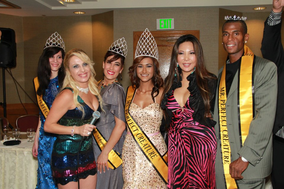 A SPLENDID THING HAPPENED ON THE WAY TO THE CORONATION OF THE MR. & MS. PERFECT CREATURE 2011 AT THE UNIVERSAL HILTON IN STUDIO CITY, CA.