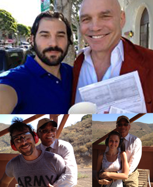 Hollywood Rising With Patrick Kilpatric (Interview by: Austin Killeen of Fire Born Studios)