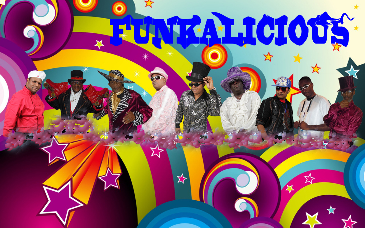 Concert To Feed The Homeless Presents: FUNCKALICIOUS TRANSPORTS YOU TO THE 70'S & 80'S ERA