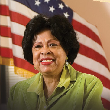 Former U.S. Representative and 1st G.O.D.'s Dignitary Woman of The Year, Diane Watson Joins G.O.D. Awards On Its Second Year As A Judge and Presenter of Awards