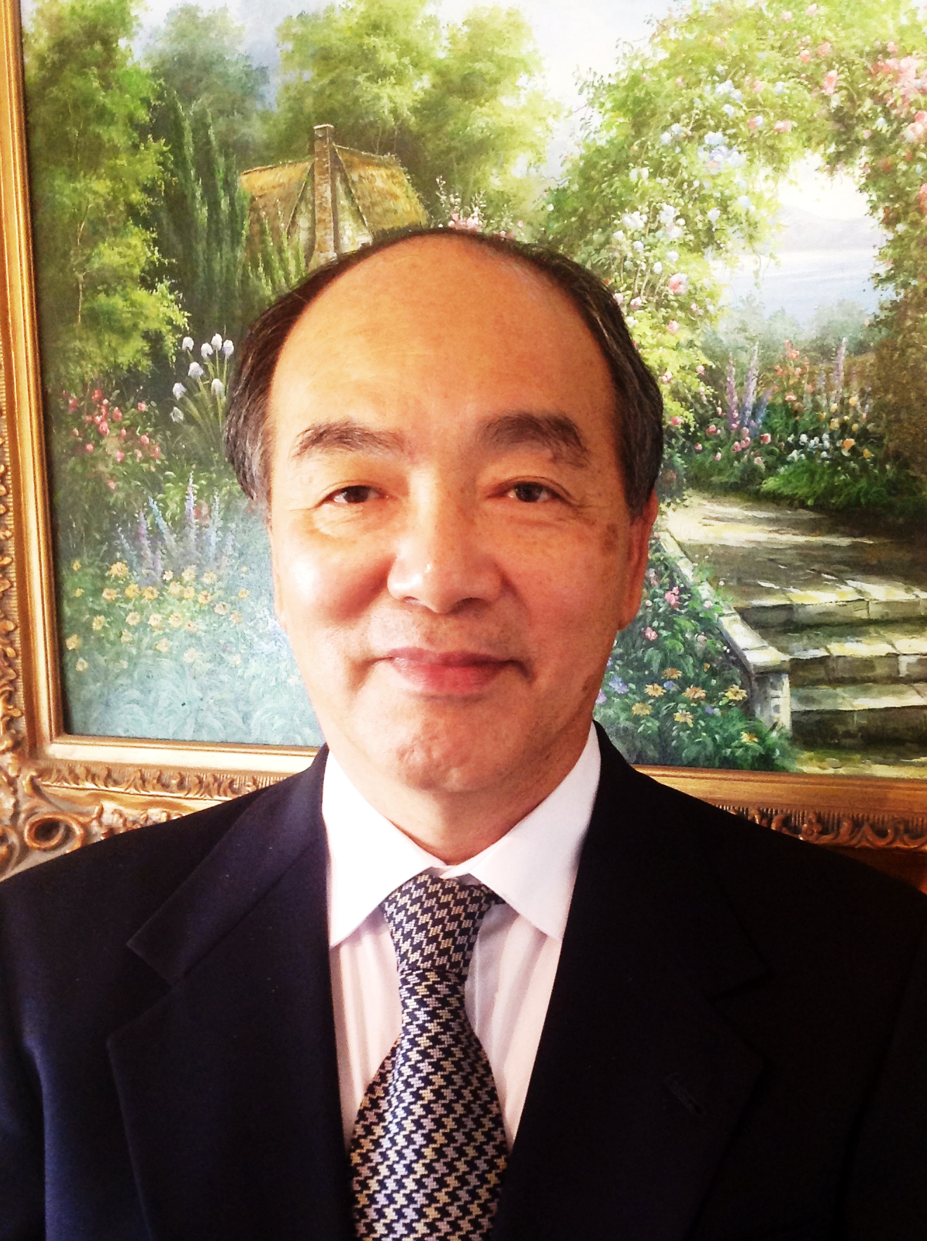President of China-US Business Association, Ben Lai is 2nd G.O.D.'s Chinese Humanitarian Ambassador
