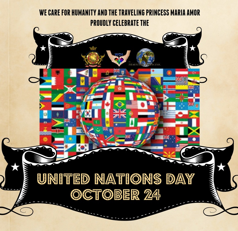 Statement of WE CARE FOR HUMANITY On the United Nations' Day October 24, 2015
